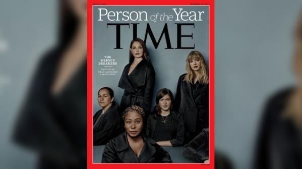 """Elles ont """"brisé le silence"""" contre les violences sexuelles : qui sont les six femmes en une du numéro spécial de """"Time Magazine"""" Nouvel Ordre Mondial, Nouvel Ordre Mondial Actualit�, Nouvel Ordre Mondial illuminati"""