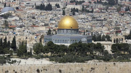 """ENTRETIEN. Frédéric Encel, politologue : """"Je ne crois pas à une nouvelle intifada après la décision de Trump sur Jérusalem"""""""