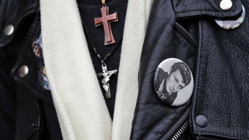 Puy-de-Dôme : un élève absent toute la semaine pour faire le deuil de Johnny Hallyday