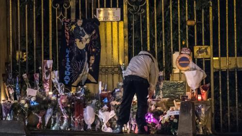DIRECT. Mort de Johnny : une réunion à l'Elysée pour organiser les préparatifs d'une cérémonie d'hommage