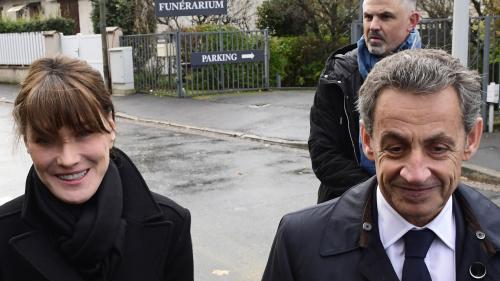 """DIRECT. Mort de Johnny Hallyday : """"C'est un pan entier de nos vies qui disparaît"""", pour Nicolas Sarkozy"""