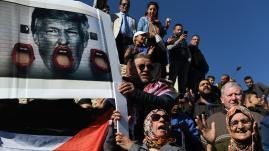 VIDEO. Jérusalem : la tension est montée sur l'esplanade des Mosquées après la grande prière du vendredi