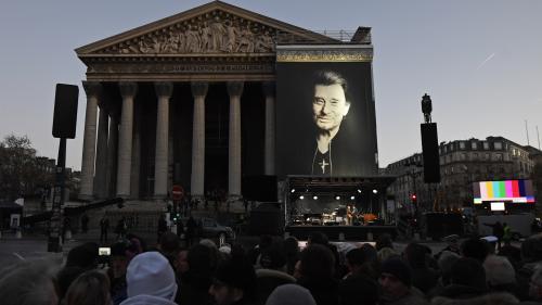 DIRECT. Grand hommage populaire à Johnny dans Paris : regardez notre édition spéciale