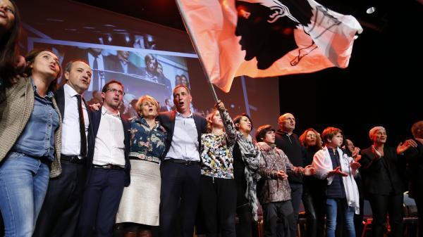 Corse : large victoire des nationalistes aux élections territoriales