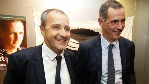 DIRECT. Elections territoriales en Corse : la coalition nationaliste s'offre une très large victoire
