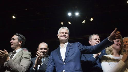 Trois choses à retenir de l'élection de Laurent Wauquiez à la présidence des Républicains