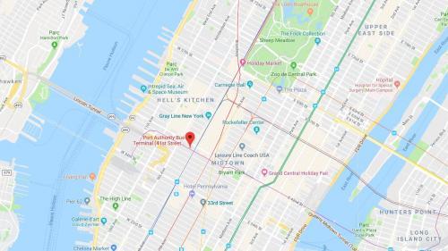 """DIRECT. New York : la police intervient après une explosion """"d'origine inconnue"""" dans le centre de Manhattan"""