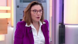 """VIDEO. Caroline Young : """"6% des retraités continuent à travailler""""."""