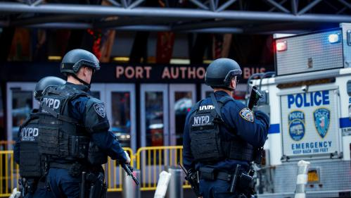 "Ce que l'on sait de la ""tentative d'attaque terroriste"" à New York"