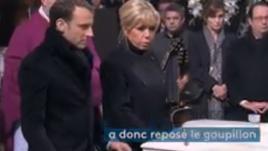 Emmanuel Macron : une présence à l'église qui relance le débat sur la laïcité