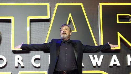 """Star Wars"" : comment Luke Skywalker a sabré la carrière de Mark Hamill"