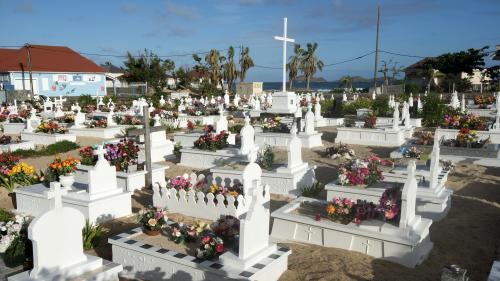 Johnny Hallyday a été inhumé sur l'île de Saint-Barthélemy