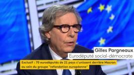 """""""La faute à l'Europe ?"""" reçoit l'eurodéputé Gilles Pargneaux."""