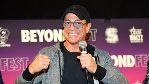 """VIDEO. """"Parfois en s'améliorant, on va en arrière"""" : Jean-Claude Van Damme explique comment il a trouvé sa voie"""
