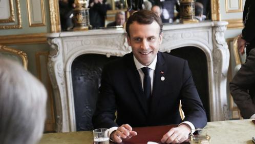 """VIDEO. Accord de Paris : Emmanuel Macron n'est """"pas prêt à renégocier avec un quelconque pays"""""""