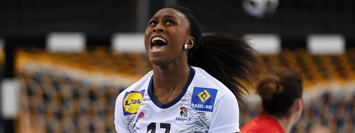 Mondial de handball les fran aises se qualifient pour la - Finale coupe du monde 2015 handball ...
