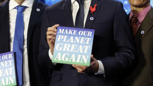 """""""C'est une opportunité inattendue"""" : des chercheurs américains expliquent pourquoi ils ont rejoint le projet """"Make Our Planet Great Again"""""""