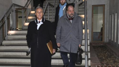 """DIRECT. Procès pour viols en réunion de Georges Tron : son avocat accuse le Front national d'être """"derrière tout cela"""""""