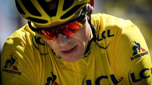 """Cyclisme : ce qu'il faut retenir du contrôle antidopage """"anormal"""" de Chris Froome"""