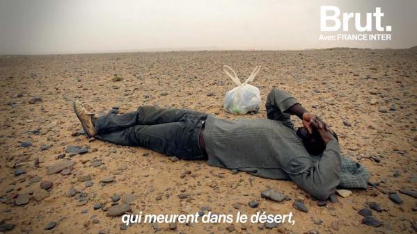 Pour traverser le Niger, les migrants de l'Afrique de l'Ouest risquent leur vie