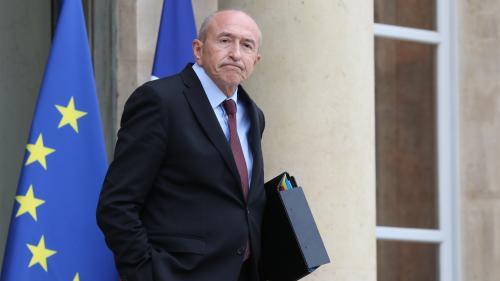 """Notre-Dame-des-Landes : """"Le ministre de l'Intérieur gérera avec sang-froid en évitant qu'il y ait des morts"""" affirme Gérard Collomb"""