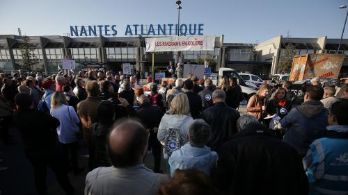 """DIRECT. Notre-Dame-des-Landes : Edouard Philippe promet une décision """"claire et assumée"""" d'ici """"fin janvier"""""""