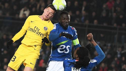 DIRECT. Foot : regardez les huitièmes de finale de la coupe de la ligue entre le PSG et le RC Strasbourg