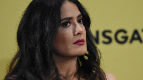 """""""Harvey Weinstein est mon monstre à moi aussi"""" : Salma Hayek révèle avoir été harcelée par le producteur déchu"""