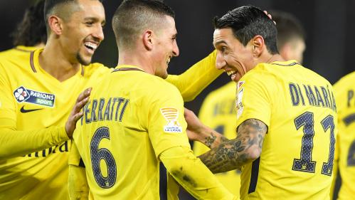 Coupe de la Ligue : Montpellier élimine Lyon, le PSG prend sa revanche à Strasbourg