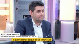 """VIDEO. André Loesekrug : """"Aujourd'hui, la croissance est technologique"""""""
