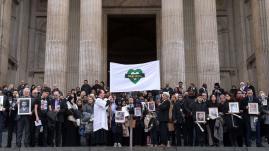 VIDEO. Londres : six mois après, un hommage national rendu aux 71 victimes de l'incendie de Grenfell