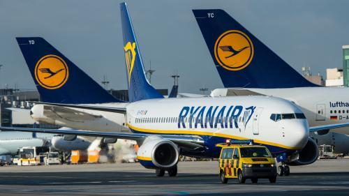 """""""Un pilote de Ryanair doit travailler et se taire !"""" : en Italie, une grève inédite pour la compagnie aérienne low cost"""