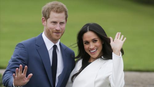 nouvel ordre mondial | Mariage du prince Harry et de Meghan Markle : une union qui vaut de l'or pour les Britanniques