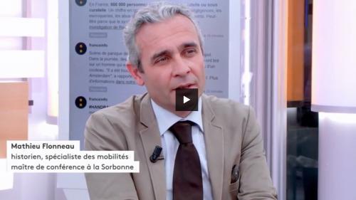 """Mathieu Flonneau : """"Il faut continuer à sécuriser les routes, mais le risque zéro n'existe pas"""""""