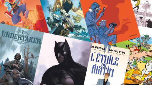 """""""Largo Winch"""", """"Batman"""", """"Les Vieux Fourneaux""""... Quel classique de la BD glisser sous le sapin à Noël ?"""