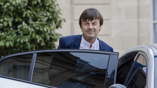 Nicolas Hulot, un ministre de l'Ecologie qui possède six voitures