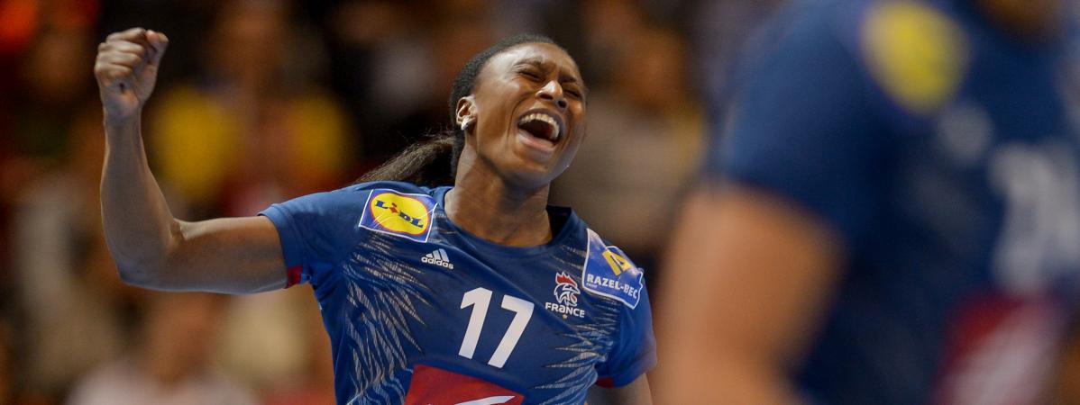 Mondial de handball les fran aises se qualifient pour la finale en battant les su doises 24 22 - Finale coupe du monde handball ...