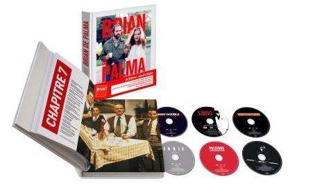 Brian De Palma Un Tres Beau Livre 6 Dvd Pour Tout