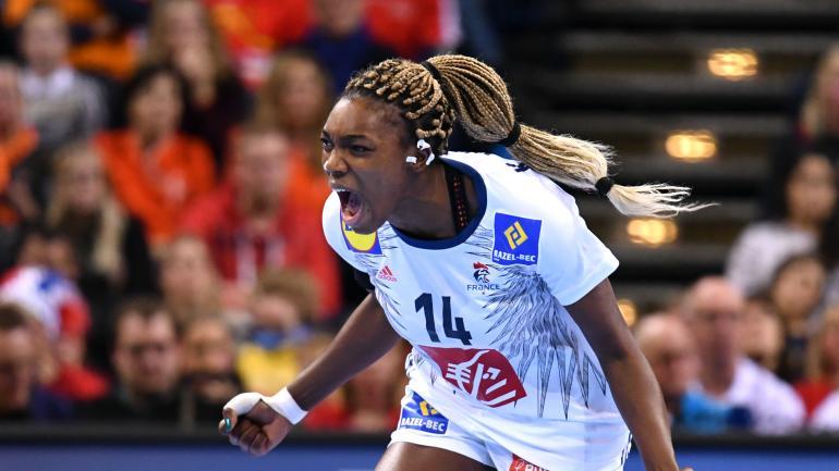 Handball les fran aises championnes du monde apr s leur - Resultat coupe de france handball feminin ...