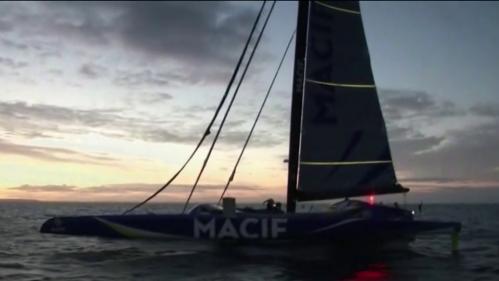 DIRECT. Regardez l'arrivée de François Gabart à Brest après son record du tour du monde