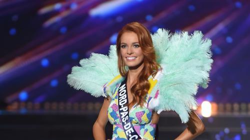 Maëva Coucke, Miss Nord-Pas-de-Calais, est sacrée Miss France 2018