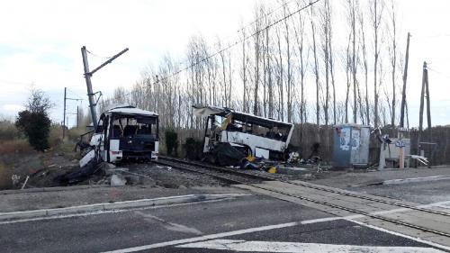 """Collision mortelle de Millas: la conductrice du bus accidenté est """"effondrée et détruite"""", selon son avocat"""