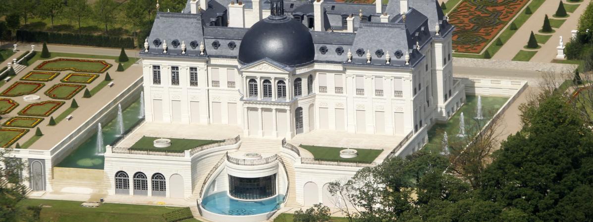 """Le prince héritier saoudien s'offre le Château Louis XIV, """"la maison la plus chère au monde"""""""