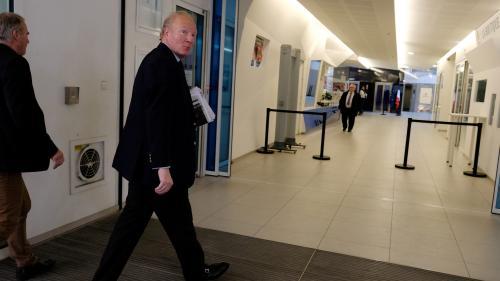"""L'ancien ministre de l'Intérieur, Brice Hortefeux, visé par une enquête préliminaire pour """"détournement de biens publics"""""""