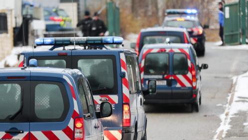 VIDEO. Nordahl Lelandais mis en examen pour l'assassinat d'un jeune militaire