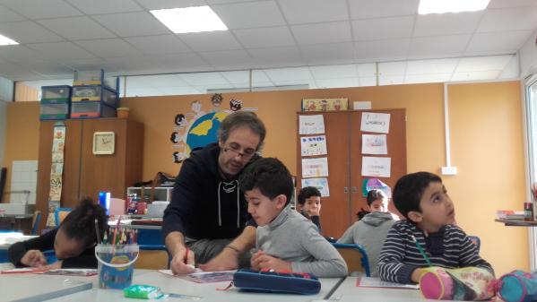 """""""Des élèves très bien avancés en lecture"""", dans les nouvelles classes de CP dédoublées"""