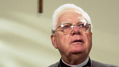 nouvel ordre mondial | Mort du cardinal américain Bernard Law éclaboussé par un énorme scandale pédophile aux Etats-Unis