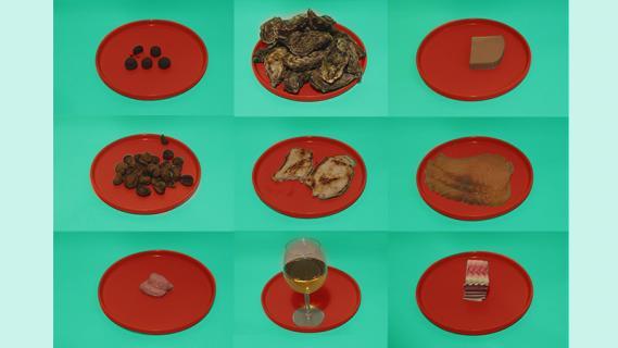 video hu tres truffes b che glac e combien faut il de ces aliments de f te pour faire 200. Black Bedroom Furniture Sets. Home Design Ideas