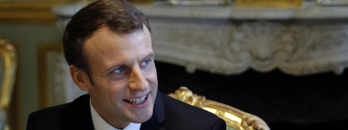 Anniversaire D Emmanuel Macron Un President De 40 Ans Cela Change
