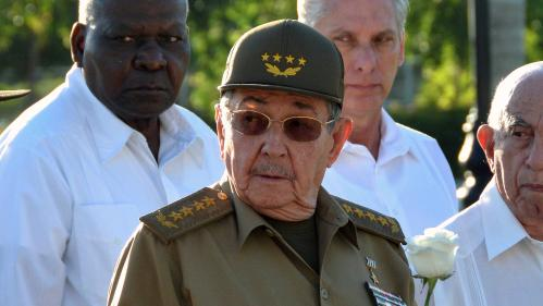 VIDEO. Cuba : Raúl Castro tire sa révérence